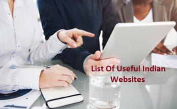 Indian Websites