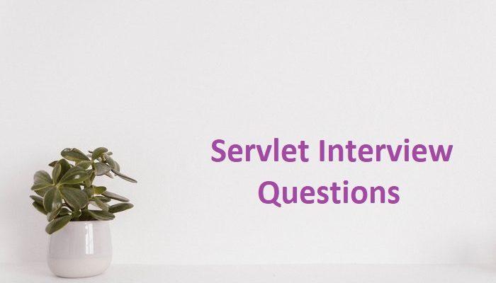 Servlet_Interview